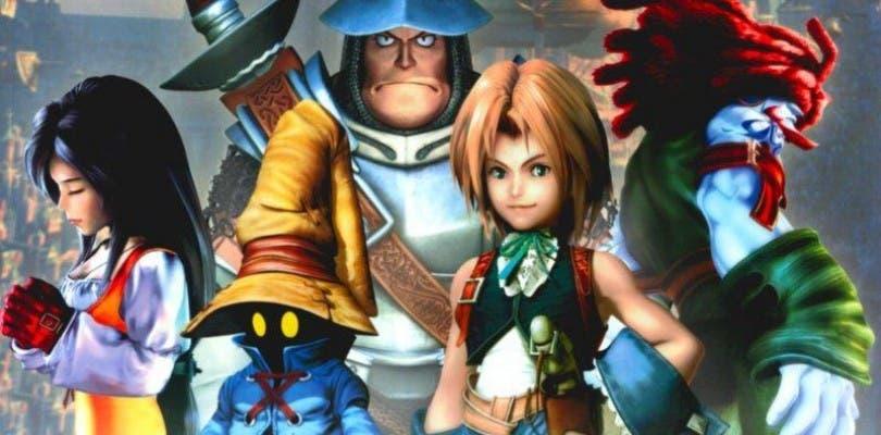 Se muestran algunas estadísticas de la saga Final Fantasy en Steam