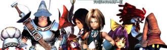 Recrea tus escenas favoritas de Final Fantasy IX con estas figuras de Yitán y Garnet