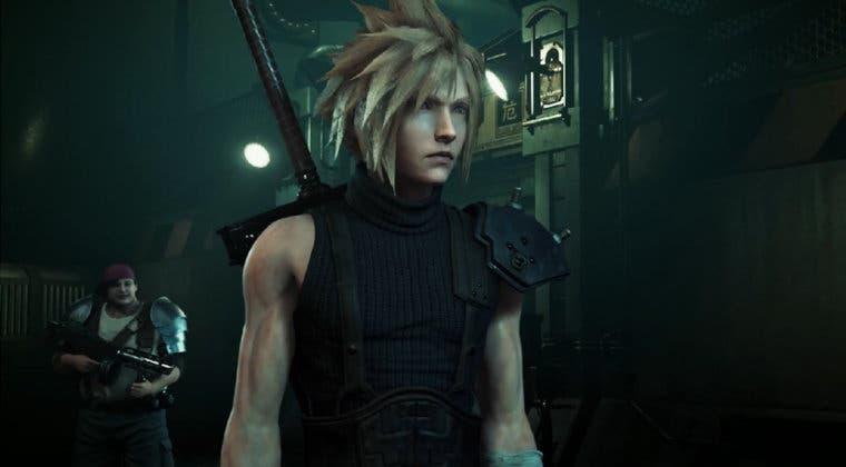 Imagen de 2016 será un año de preparación para Final Fantasy VII Remake