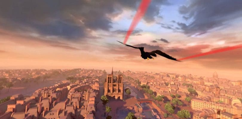 Ubisoft anuncia 'Eagle Flight' para PlayStation VR