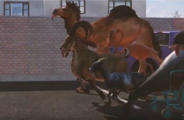 "Goat Simulator tendrá un DLC ""Super Secreto"""