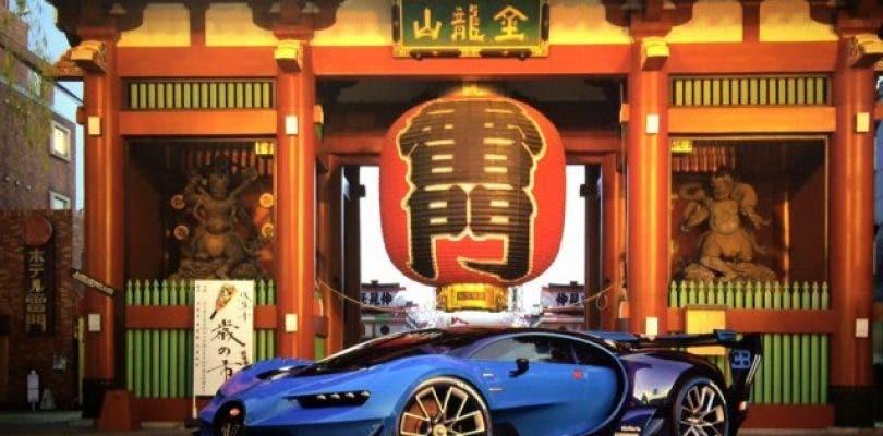 Gran Turismo Sport podría ser compatible con la realidad virtual