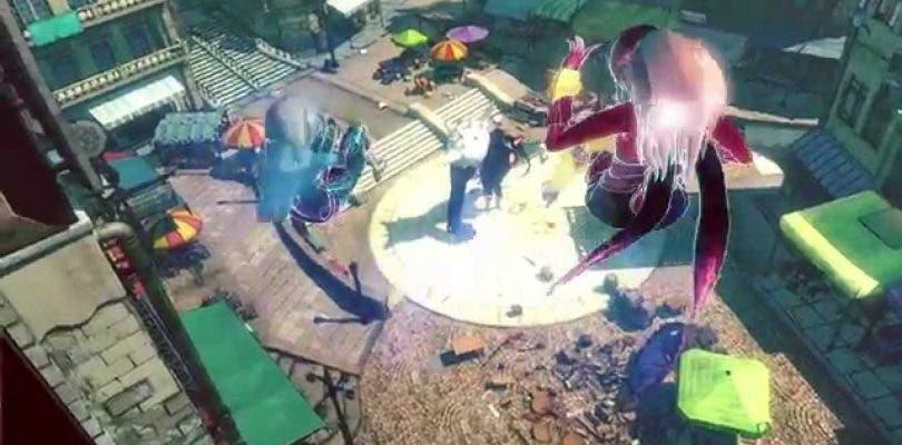 Gravity Rush 2 se encuentra casi a la mitad del desarrollo