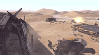 Imagen de Homeworld: Deserts of Kharak anuncia su fecha de salida