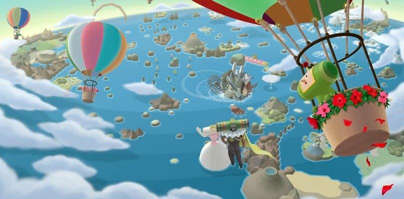 Bandai Namco sorprende registrando el nombre 'Katamari Damacy Reroll'