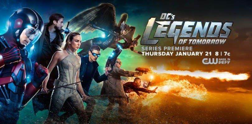 Se confirma la presencia de un villano de Arrow en DC's Legends of Tomorrow