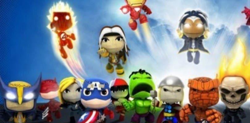 Los DLC de Marvel de la saga LittleBigPlanet desaparecerán en breve