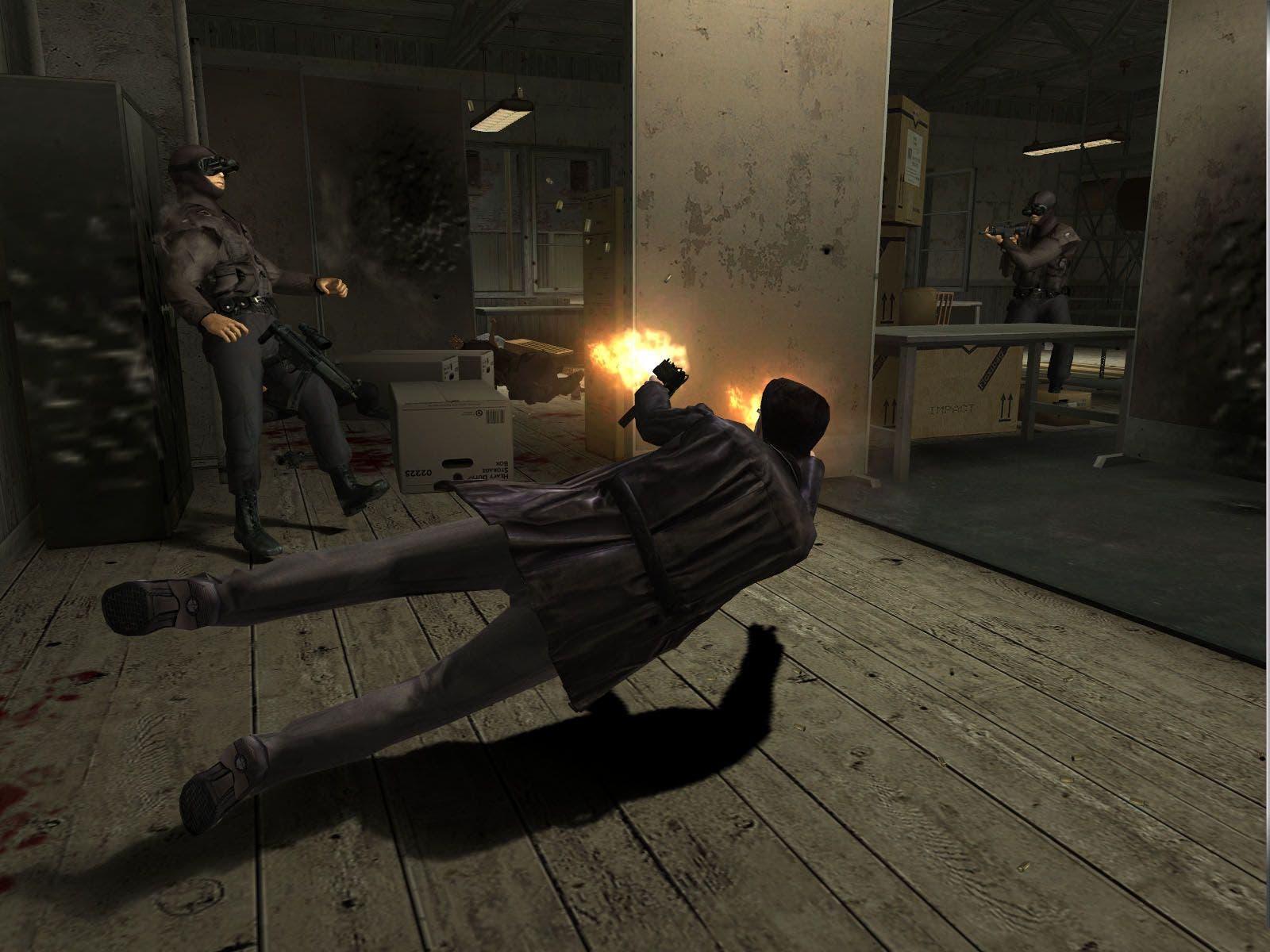 Imagen de Remedy supo que Max Payne 2 iba a ser su último juego de la saga