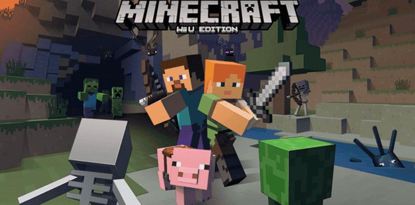 Nintendo y Mojang anuncian Minecraft para Wii U y fechan su salida