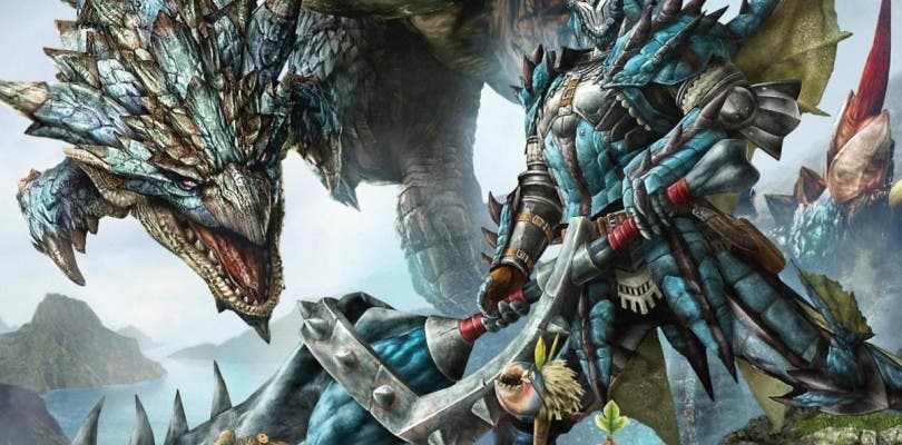 Capcom ha registrado la marca Monster Hunter Generations