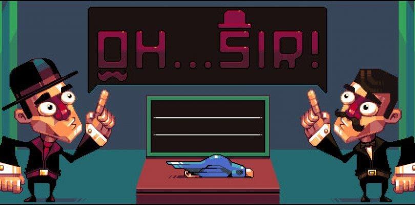 Conoce Oh…Sir! el nuevo simulador de insultos