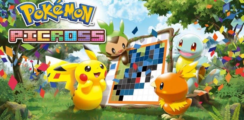 Pokémon Picross llega hoy a la eShop europea