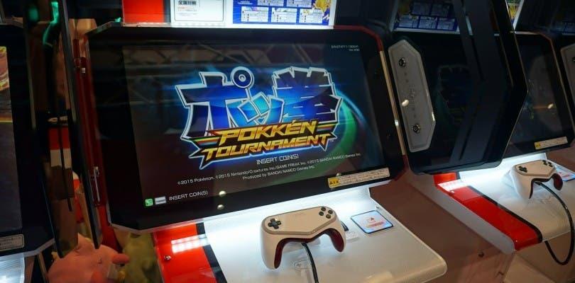 El control de Pokkén Tournament podría haber tenido luces LED y vibración