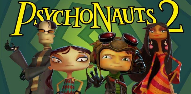 Tim Schafer anuncia Psychonauts 2