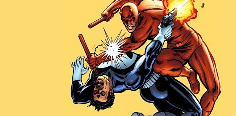 Primeras imágenes de Punisher y Elektra en Marvel's Daredevil