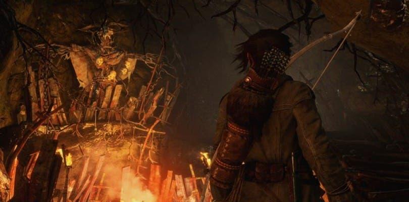 Rise of the Tomb Raider muestra gameplay de su primer DLC