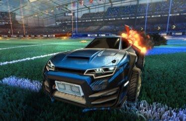 La edición física de Rocket League se muestra en un vídeo