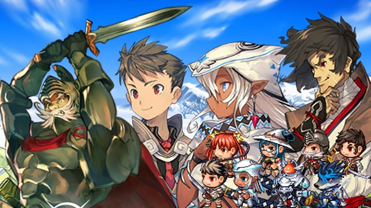 Imagen de Ya puedes probar la demo de RPG Maker MV