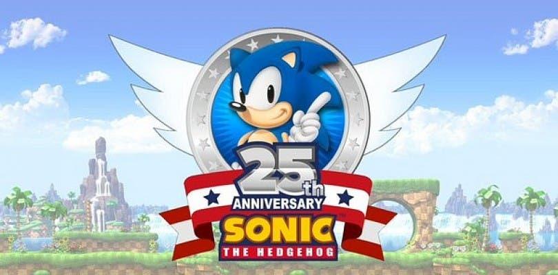 Sega celebrará con un evento el 25 aniversario de Sonic