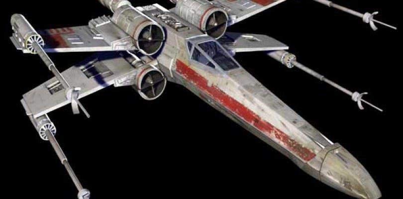 Ahora en Google Street View puedes pilotar varias naves de Star Wars