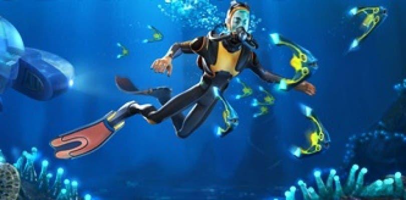 Subnautica llegará al programa Xbox Game Preview de Xbox One