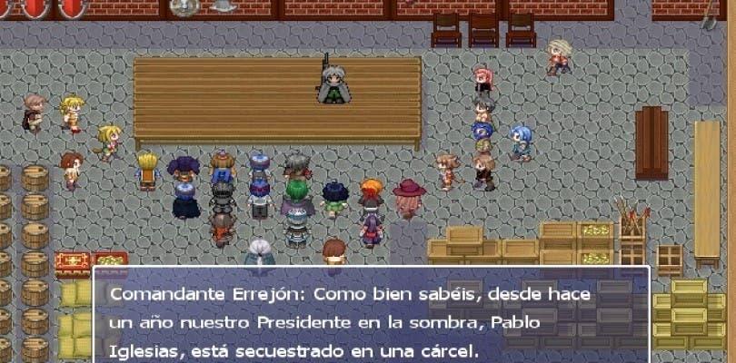 Juega ya a Tales of Podemos, el RPG Fan-Made que ironiza con la política