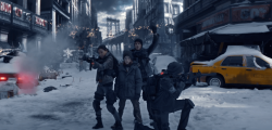 Tom Clancy's The Division – Live Action tráiler 'Silent Night'