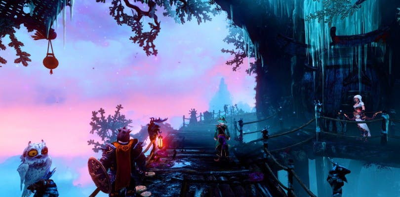 Ya disponible Trine 3: The Artifacts of Power en PlayStation 4