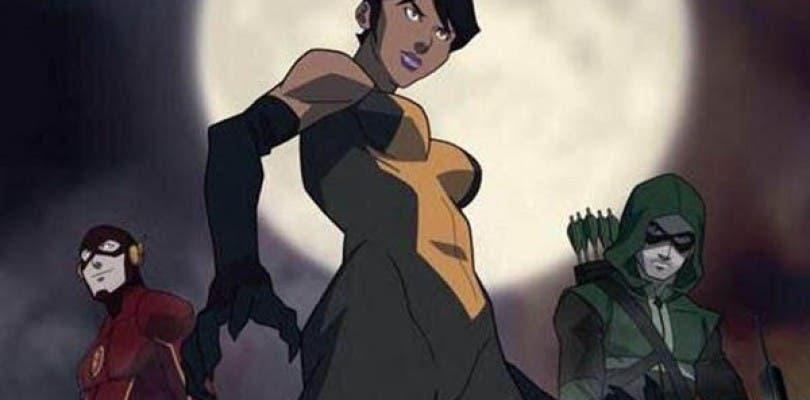 Primera imagen de Vixen en la cuarta temporada de Arrow