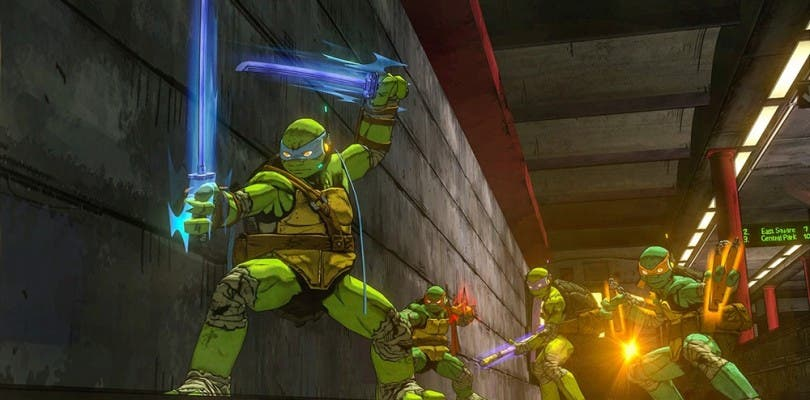 Mañana se presentará oficialmente TMNT: Mutants in Manhattan