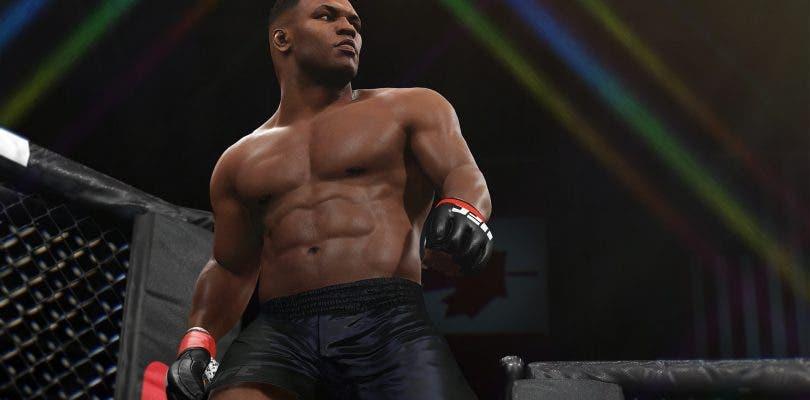 Myke Tyson estará sobre el octógono de EA Sports UFC 2