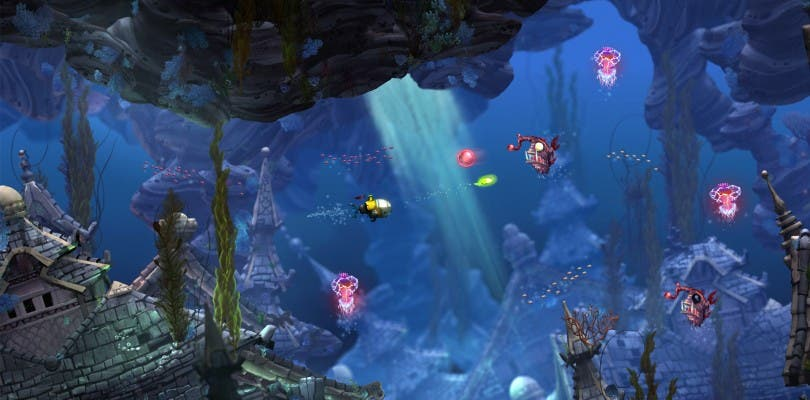 Insomniac Games presenta Song of the Deep