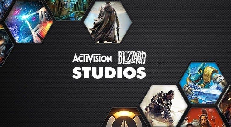 Imagen de Los ingresos de Activision Blizzard descienden ligeramente en su primer trimestre