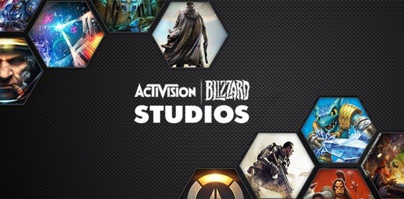 Las acciones de Activision Blizzard caen a escasas horas del informe financiero de la compañía