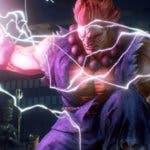 Akuma se muestra en un gameplay de Tekken 7