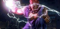 Akuma será el único personaje de Street Fighter en Tekken 7