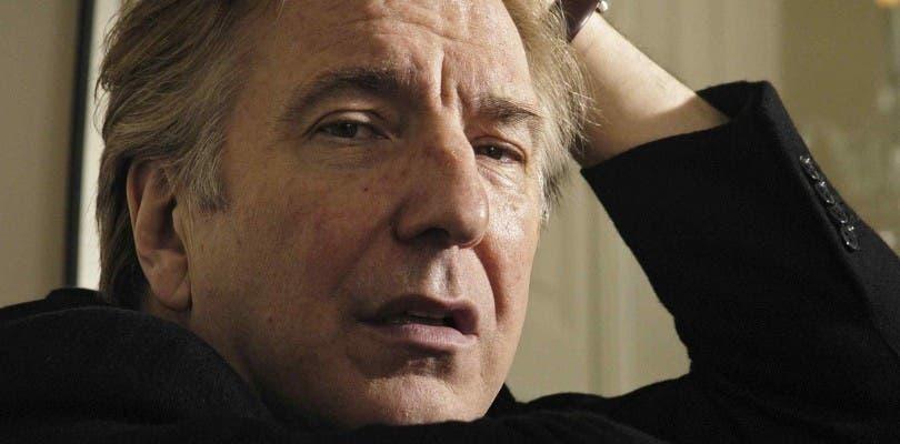 Fallece el actor Alan Rickman a la edad de 69 años