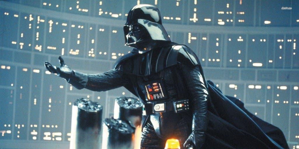 Areajugones Darth Vader