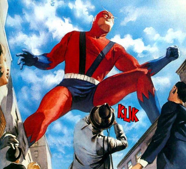 Areajugones Giant Man