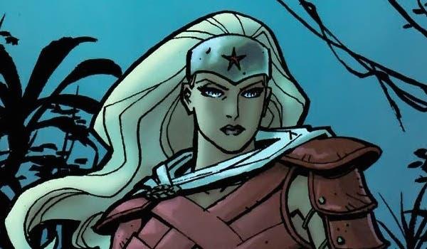 Areajugones Hipolita Wonder Woman