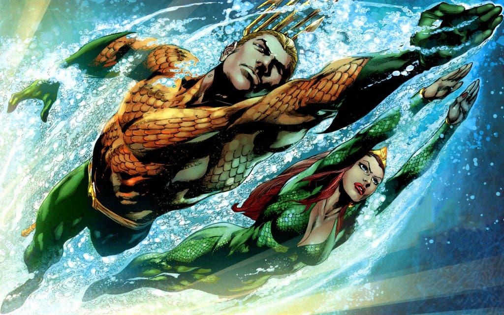 Areajugones Mera Aquaman