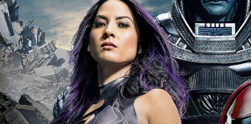Nuevo vistazo a Olivia Munn como Psylocke en X-Men: Apocalipsis