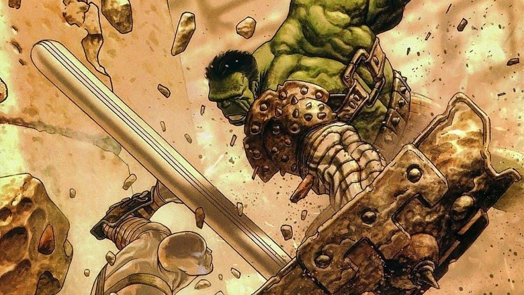 Areajugones Thor Ragnarok Planet Hulk