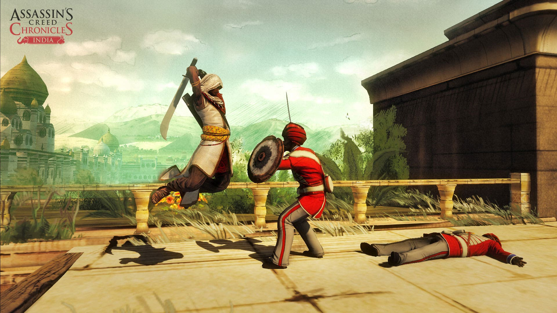 Assassins Creed Chronicles 3 India