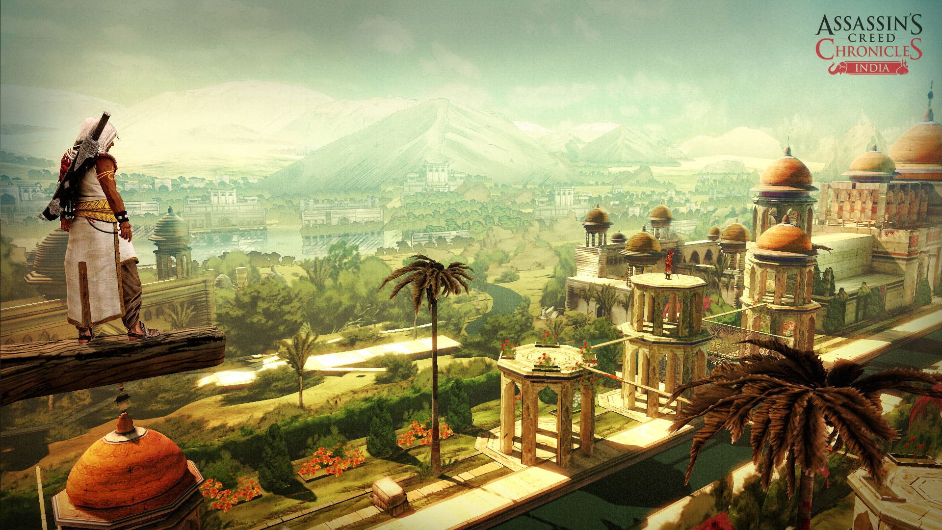 Assassins Creed Chronicles India 1
