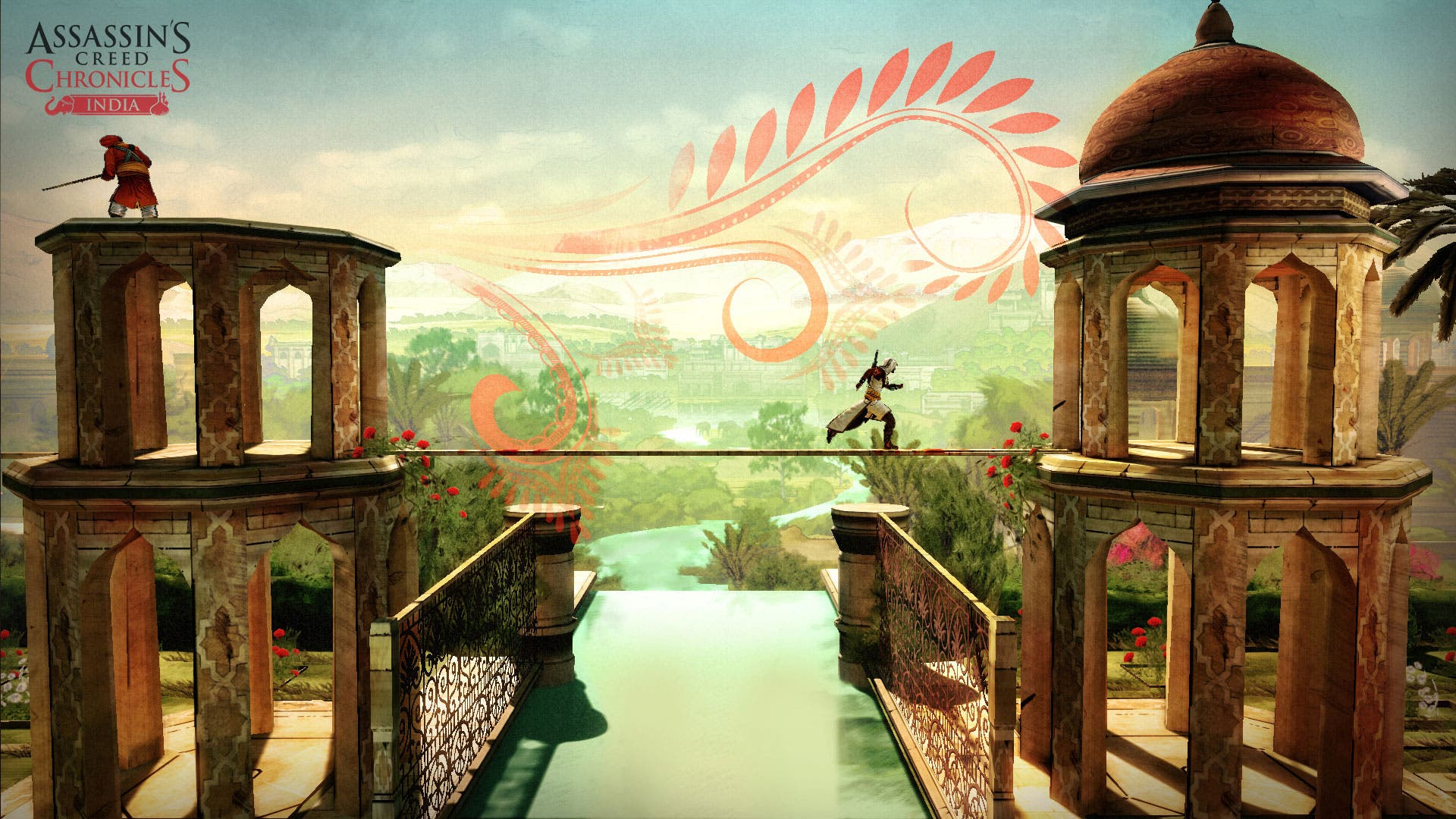 Assassins Creed Chronicles India 2