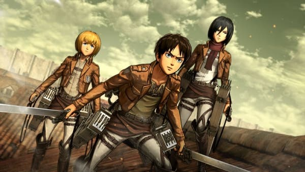 Attack on Titan (13)