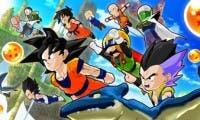 Se abre página web y primera imagen de Dragon Ball: Project Fusion