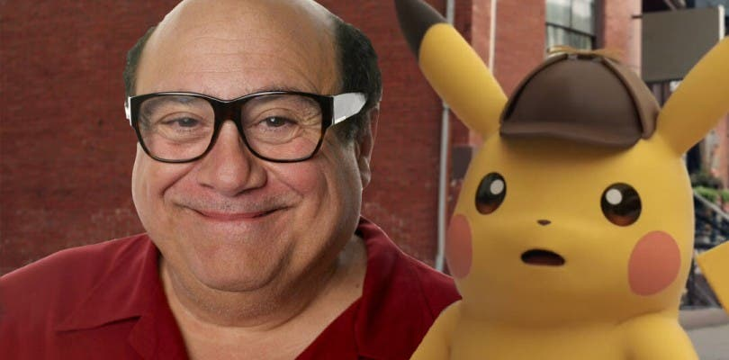 Fans quieren la voz de Danny DeVito para Detective Pikachu