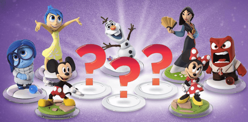 Se filtran nuevas figuras de Disney Infinity 3.0